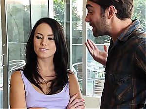 petite stepsister gets boinked supreme for being mean